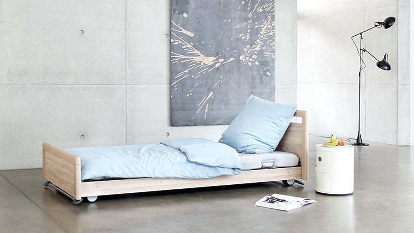 bock Floorline 15|80 auf 15 cm abgesenkt